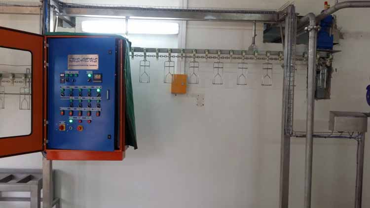 MPES Compact 4000 Line Control Panel