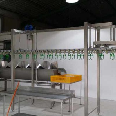 MPES Compact 4000 Line Installation