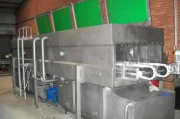 MPES Crate Washer