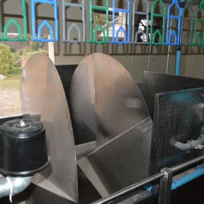 MPES Spin Chiller with Chlorine Dosing