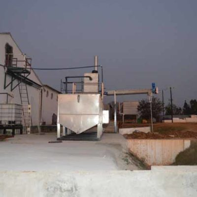 MPES Waste Water Separation